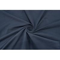 Футер тонкий темно-синий 2-х нитка IDT-X6 03082020