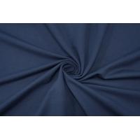 Футер тонкий темно-синий 2-х нитка IDT-W4 03082022