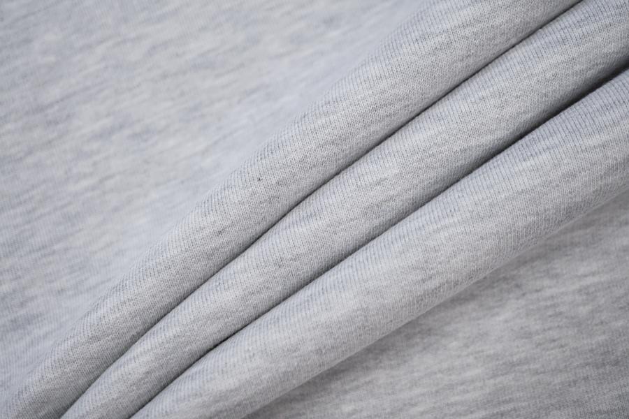 Футер 3 х нитка меланж купить ткань для пэчворка иваново