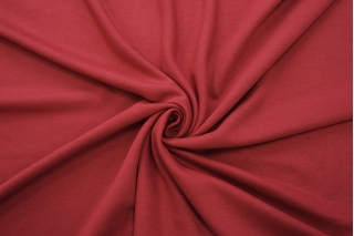 Футер с начесом темно-красный 3-х нитка CVT-X4 04082021