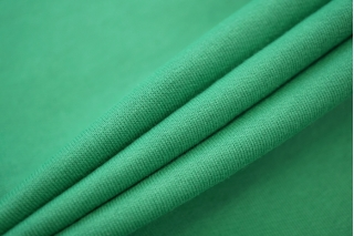 Футер с начесом травянисто-зеленый 3-х нитка CVT-X4 04082022