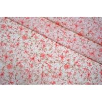 Поплин рубашечный фламинго LEO-F5 04092011