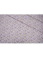 Костюмно-плательная джинса цветы LEO-W5 04092015