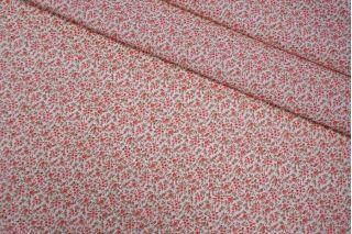 Поплин рубашечный цветы LEO-X3 04092026