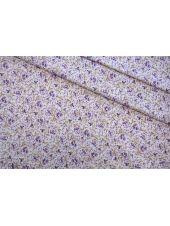 Трикотаж хлопковый цветы LEO-W2 04092028