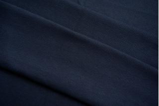 Трикотаж кашкорсе пенье чулок темно-синий CTN-K5 19082001