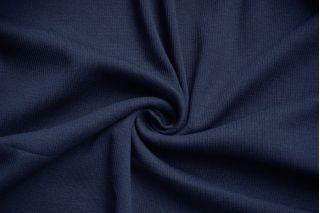 Трикотаж кашкорсе пенье чулок темно-синий CTN.H-J6 19082001