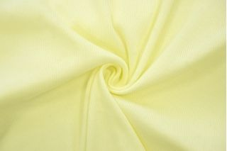Трикотаж кашкорсе пенье чулок бледно-лимонный CTN.H-K4 19082013