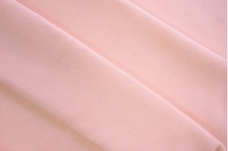 Трикотаж кашкорсе пенье чулок персиково-розовый CTN-J5 19082016