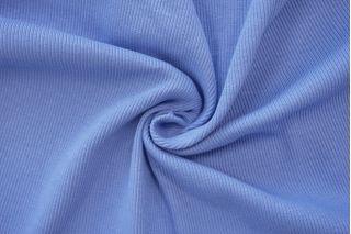 Трикотаж кашкорсе пенье чулок голубой CTN-L6 19082017