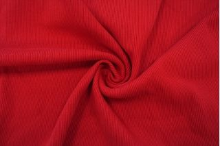 Трикотаж кашкорсе пенье чулок красный CTN.H-K4 19082030