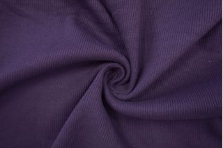 Трикотаж кашкорсе пенье чулок сливово-фиолетовый CTN-L3 19082031