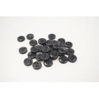 Пуговица плательно-рубашечная пластик графитовый перламутр 12 мм PRT-(O)- 26082028