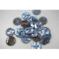 Пуговица рубашечно-плательная голубой перламутр 12 мм PRT-(O)- 26082089