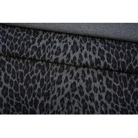 Джерси вискозный леопард серый NST-D7 31082014