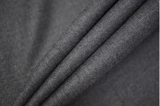 Костюмно-плательная шерсть серая NST 31082027