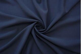 Плательный хлопок с шерстью сине-серый NST 31082029