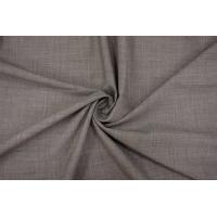 ОТРЕЗ 0,7 М Плательная шерсть би-стрейч серая NST-(51)- 31082048-1