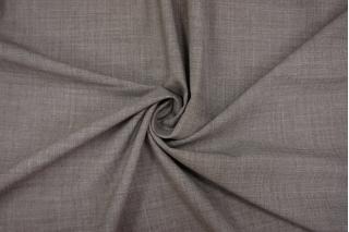 Плательная шерсть би-стрейч серая NST 31082048