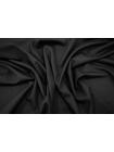 ОТРЕЗ 1,45 М Костюмно-плательная вискоза с шерстью черная NST-(44)-31082052-1