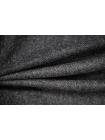 Костюмная фланель черно-серая NST 31082062