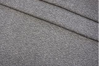Пальтовый шерстяной твид серый NST 31082075