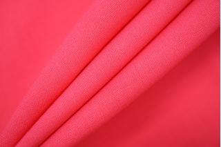 Тонкая костюмно-плательная шерсть  би-стрейч розовая PRT-F2 13012004