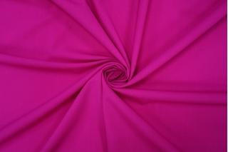 Тонкая костюмно-плательная шерсть би-стрейч фуксия PRT-F2 13012006