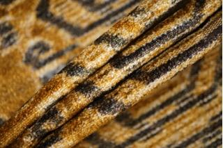 Панбархат вискоза на шелке охра PRT-С6 14012006