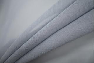 Шифон шелковый серый PRT 20121924