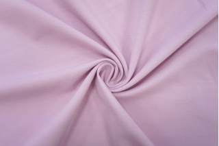 Джерси вискозный светлый розово-сиреневый PRT 23081924