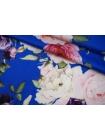 Сатин вискозный плательно-блузочный цветочный PRT-H4 28022036