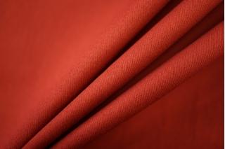 Сатин костюмно-плательный кирпичный BT-F3 9048503