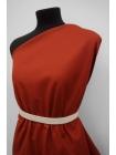 Сатин костюмно-плательный кирпичный BT-F6 9048503