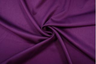 Костюмно-плательная поливискоза фиолетовая фуксия BT-I4 9092894