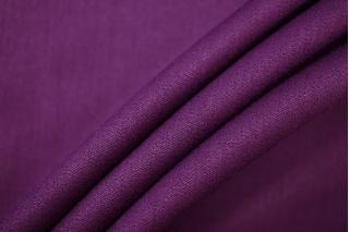 Костюмно-плательная поливискоза фиолетовая фуксия BT-i3 9092894