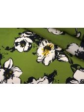 Плательная купра цветы PRT-C5 9097929