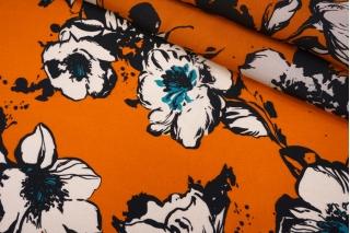 Плательная купра цветы PRT-C5 9098053
