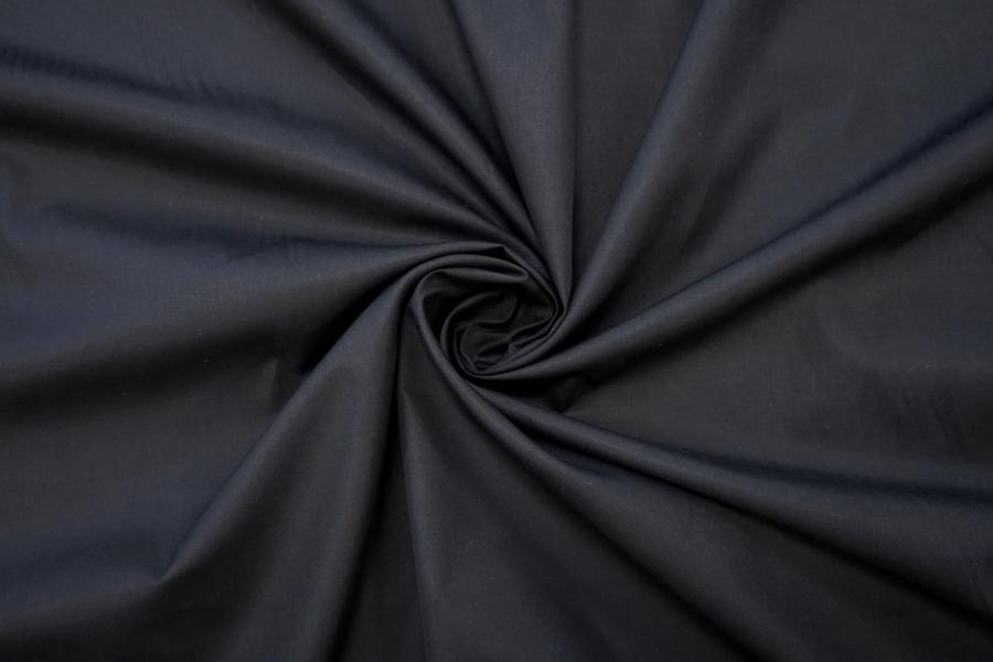 Хлопок рубашечный черный PRT-Z7 10062009