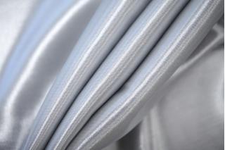 Атлас плательный светло-серый PRT-X4 10062027