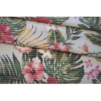 Плательно-рубашечная вискоза Гавайи PRT-H2 11062009