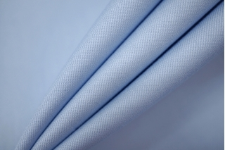 ОТРЕЗ 1,9 М Плательно-рубашечный хлопок голубой PRT-(32)- 11062028-1