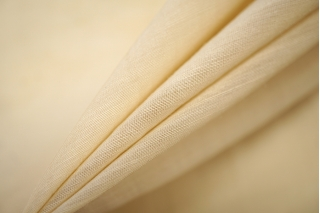 Батист лен с шелком светло-бежевый PRT-C4 11062032
