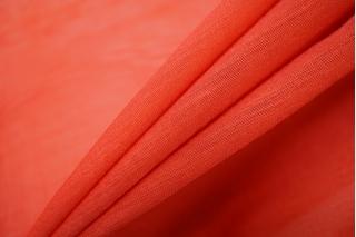 Батист лен с шелком красный PRT-C4 11062035