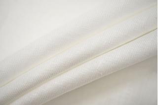 Лен плательный белый PRT-Z5 11062041