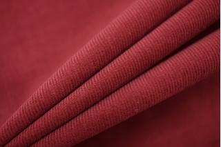 Микровельвет плательный вишневый PRT-A4 15032025