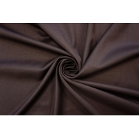ОТРЕЗ 2,1 М Костюмно-плательная поливискоза темно-коричневая PRT-I6 17032010-1