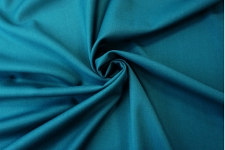 Костюмно-плательная поливискоза темная сине-зеленая PRT-I6 17032011