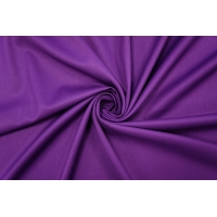Костюмно-плательная поливискоза приглушенная фиолетовая фуксия PRT-I6 17032012