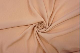 Блузочный крепон персиково-пудровый PRT-BB5 16012021